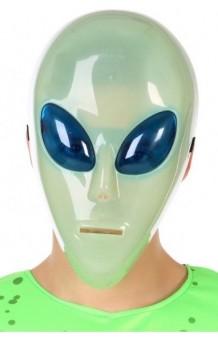 Careta Alien (Brillo Oscuridad)