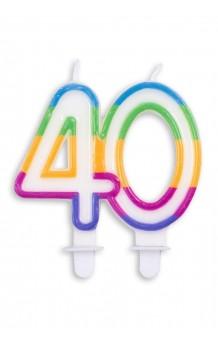 Vela 40 Multicolor