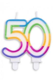 Vela 50 Multicolor