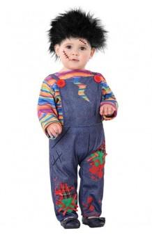 Disfraz Muñeco Poseído Baby