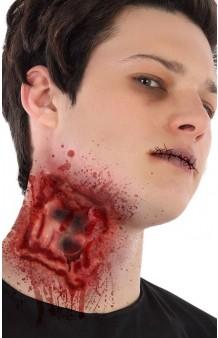 Cicatriz, 24 cm.