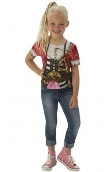 Camiseta Pirata Chica