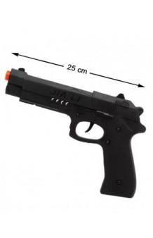 Pistola, 30 cm.