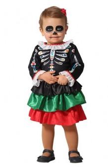 Disfraz Catrina Baby