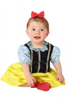 Disfraz Blancanieves Princesa Baby