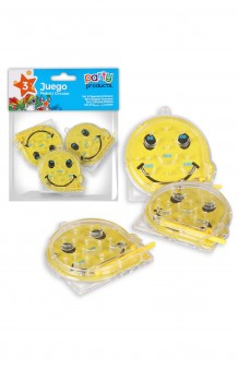Bolsa 3 Pin Ball Smile