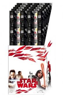 Rollo Papel Regalo Star Wars, 200 x 70 cm.
