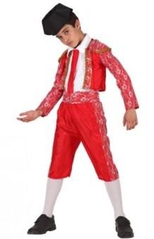 Disfraz Torero Rojo