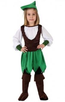 Disfraz Robin Girl