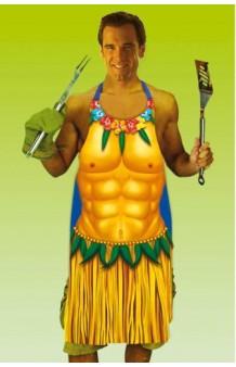 Delantal Hawaiano