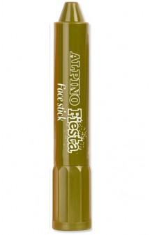 Stick Maquillaje Verde Camuflaje