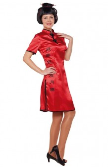 Disfraz China Roja
