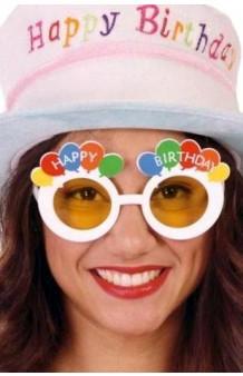 Gafas Happy Birthday