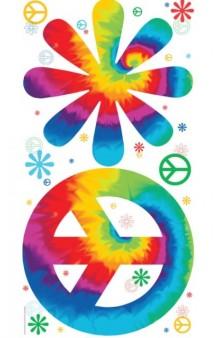 Mantel Hippie, 274 x 137 cm. AGOTADO.