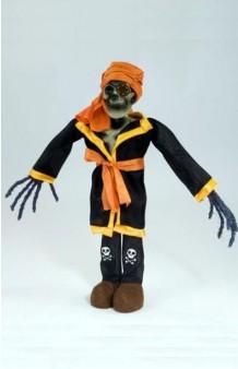 Esqueleto Pirata, 58 cm.