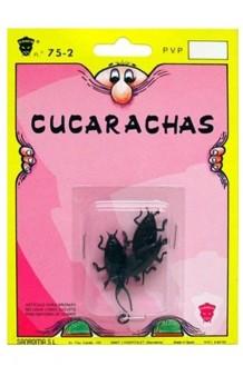 Pack 3 Cucarachas , 4 cm.