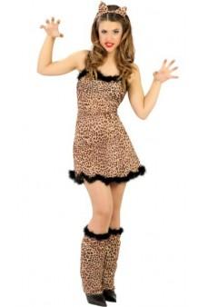 Disfraz Chica Leopardo