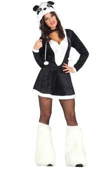Disfraz Chica Oso Panda