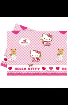 Mantel Hello Kitty, 180 x 120 cm.