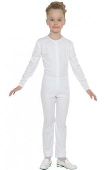 Maillot Blanco Superior Infantil