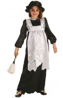 Disfraz Doncella Halloween 7-9 años