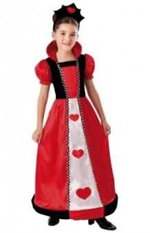 Disfraz Reina de Corazones Classic