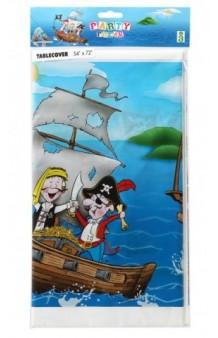 Mantel Pirata, 182 x 137 cm.