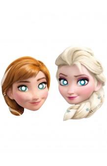 Caretas Frozen, 6 uds.
