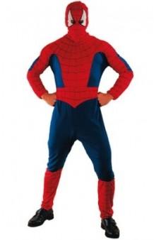 Disfraz Spider Héroe T- XL