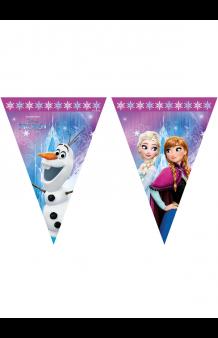 Banderines Frozen, 230 cm.