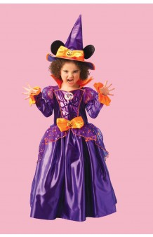 Disfraz Minnie Mouse Bruja