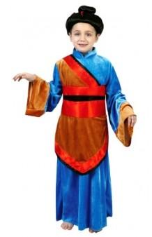 Disfraz Japonesa 7-9 años
