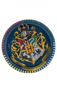Platos Harry Potter, 8 uds. (18 cm.)