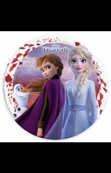 Platos Frozen II 23 cm., 8 uds.