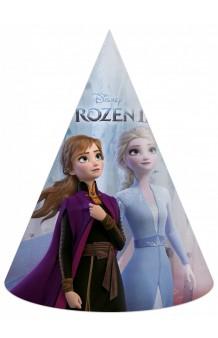 Gorros Frozen, 6 uds.