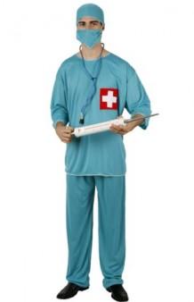 Disfraz Cirujano Classic