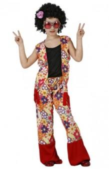 Disfraz Hippie Floral