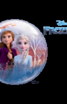 Globo Frozen Burbuja, 56 cm.