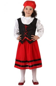 Disfraz Pastora Basic