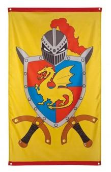 Bandera Medieval, 150 x 90 cm.