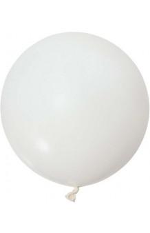 Globo Blanco Gigante, 185 cm.