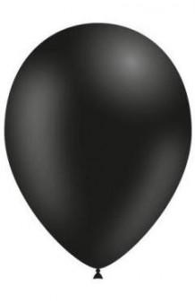 Globos Negros 95 cm. Pro-Quality, 50 uds.