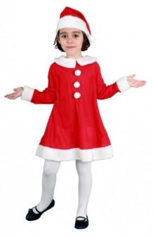 Disfraz Mama Noel Classic 10-12 años