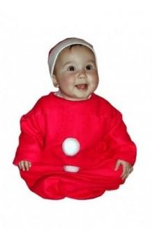Disfraz Papa Noel Baby Saco