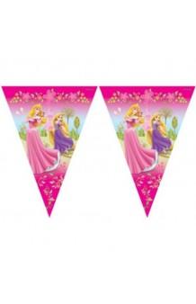 Banderines Princesas, 230 cm.