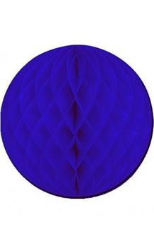 Nido de Abeja Azul Marino, 30 cm. AGOTADO.