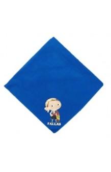 Pañuelo Fallero Azul