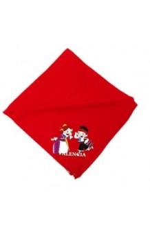 Pañuelo Fallero Rojo