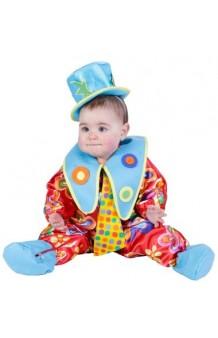 Disfraz Pelele Payasito 6 meses