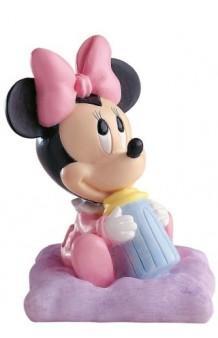 Figura Baby Minnie Biberón